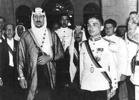 حفلة زفاف الملك حسين الملكة