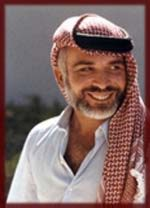 King Hussein of Jordan accomplishments